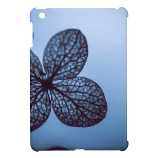 Blue Hydrangea iPad Mini Cover