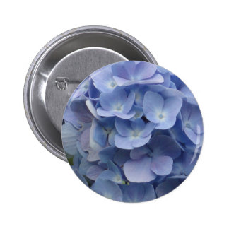 Blue Hydrangea Petals Pins