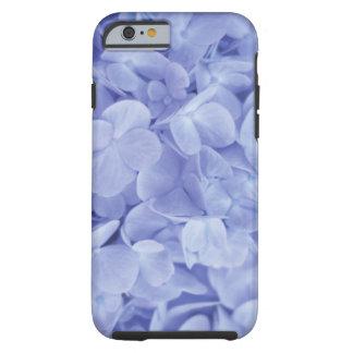 Blue Hydrangea Tough iPhone 6 Case