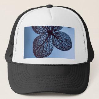 Blue Hydrangea Trucker Hat