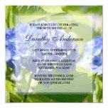 Blue Hydrangeas 90th Birthday Party Invitations