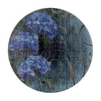 Blue Hydrangeas Cutting Boards