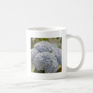 Blue Hydrangeas Mug