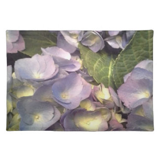 Blue Hydrangeas Place Mat