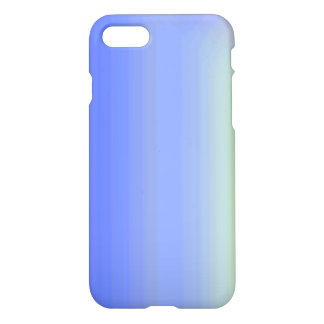 Blue i-Phone 7 shining covering iPhone 7 Case