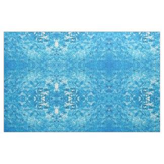 Blue Ice Fabric