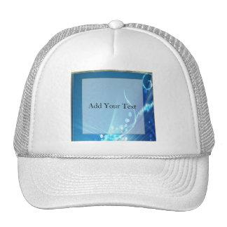 Blue Ice Trucker Hat