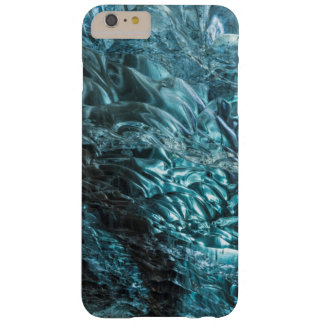 Blue ice of an ice cave, Iceland Barely There iPhone 6 Plus Case