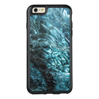 Blue ice of an ice cave, Iceland OtterBox iPhone 6/6s Plus Case