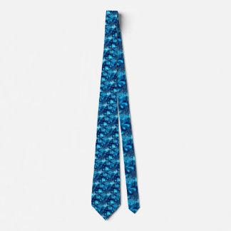 Blue Ice Tie