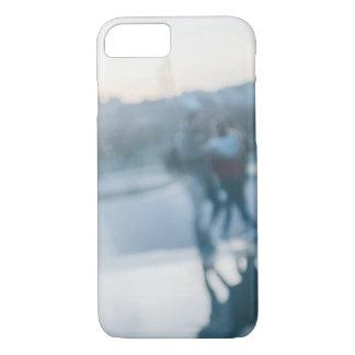 Blue in Paris iPhone 8/7 Case