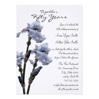 Blue Iris Anniversary Announcement