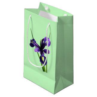Blue Iris Small Gift Bag