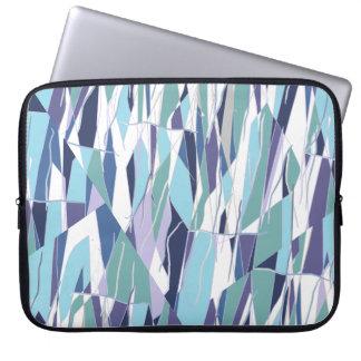 Blue Is Purple Lap Top Sleeve
