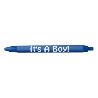 Blue It's A Boy Hand Out Pens