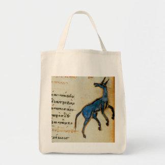 Blue Jackass Tote Bag