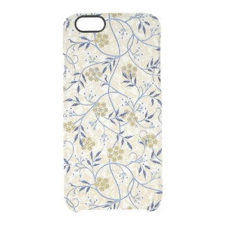 Blue Jasmine iPhone 6/6S Clear Case