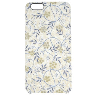 Blue Jasmine iPhone 6/6S Plus Clear Case