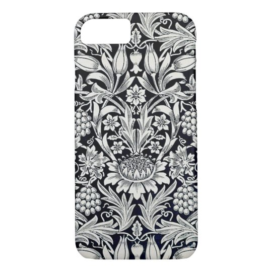 Blue Jasmine iPhone 7 Barely There Case