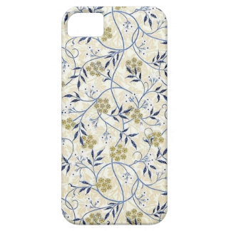 Blue Jasmine iPhone SE/5/5S Barely There Case