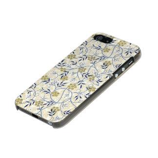Blue Jasmine iPhone SE/5/5S Incipio Shine Case