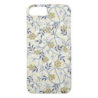 Blue Jasmine iPhone X/8/7 Barely There Case