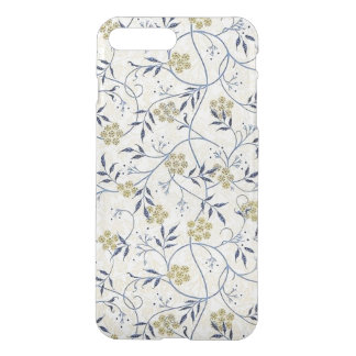 Blue Jasmine iPhone X/8/7 Plus Clear Case
