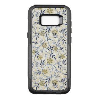 Blue Jasmine Samsung OtterBox Galaxy S8+ Commuter