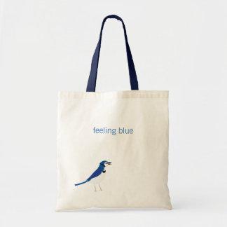 Blue jay bag