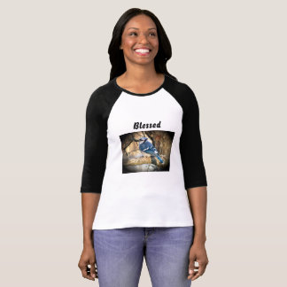 Blue jay (blessed) t-shirt