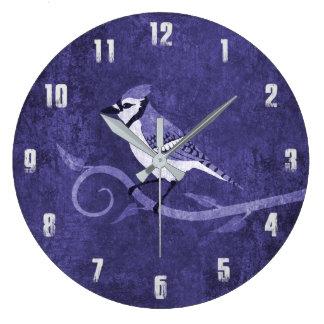 Blue Jay Clock