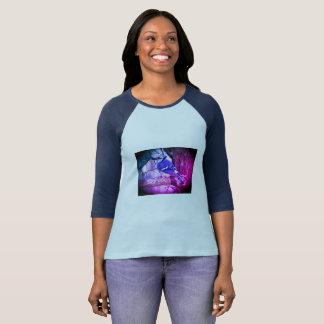 Blue jay (color) t-shirt