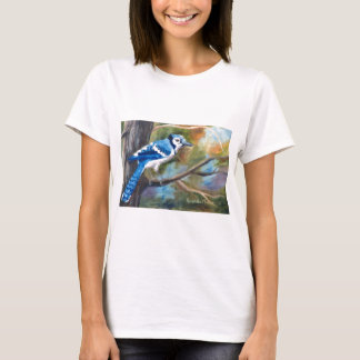 Blue Jay Ladies Tshirt