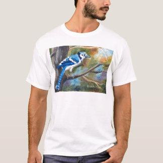 Blue Jay Mens Tshirt