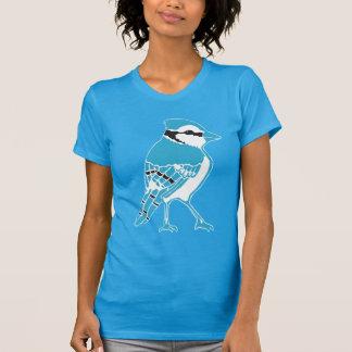 Blue Jay Women's Teal T-Shirt