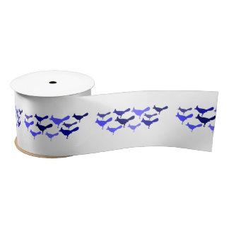 Blue Jays Satin Ribbon
