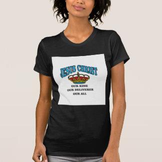 blue jc king deliverer all T-Shirt