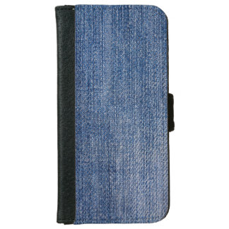 Blue Jeans iPhone 6 Wallet Case