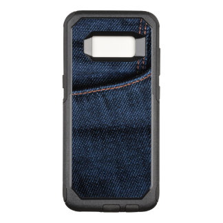 Blue Jeans Pocket OtterBox Commuter Samsung Galaxy S8 Case