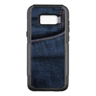 Blue Jeans Pocket OtterBox Commuter Samsung Galaxy S8+ Case
