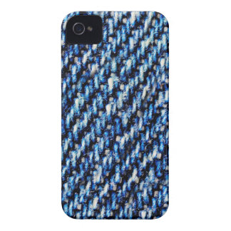 Blue jeans texture iPhone 4 cover
