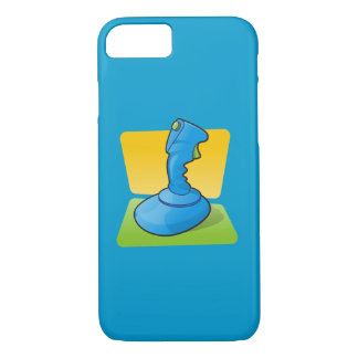 Blue Joystick iPhone 7 Case
