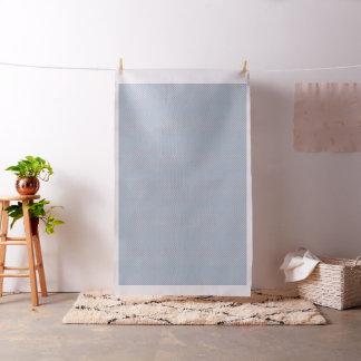 Blue Kaleidoscope Pattern Fabric
