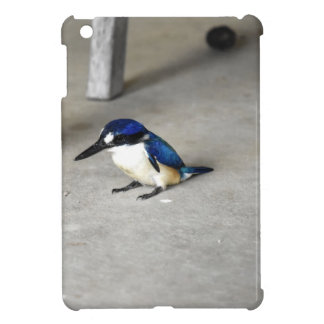 BLUE KINGFISHER QUEENSLAND AUSTRALIA iPad MINI CASES