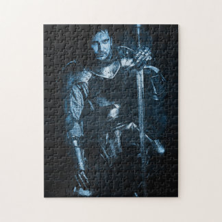 'Blue Knight' Puzzle