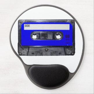 Blue Label Cassette Gel Mouse Pad