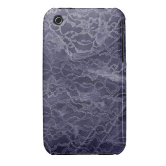 Blue Lace Case-Mate iPhone 3 Cases