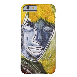 Blue Lady IPhone 6/6s case