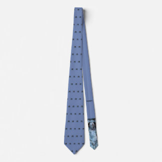 Blue Lady of Love III Tie