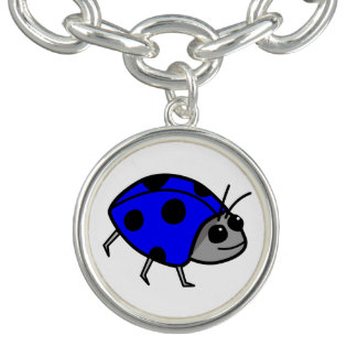 Blue Ladybug Proud To Be Different